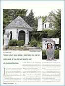 Portfolio - Entrée Magazine Feature Article